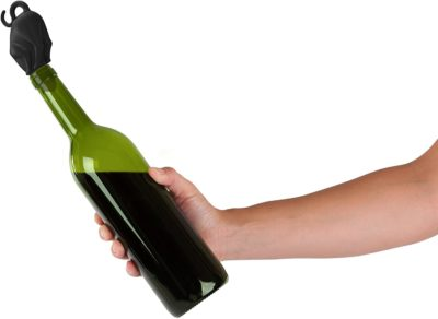 gifts for cat lover - wine bottle stopper
