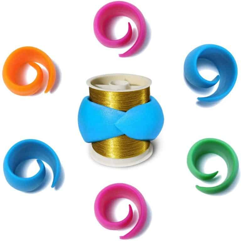 gifts for quilters - spool huggers