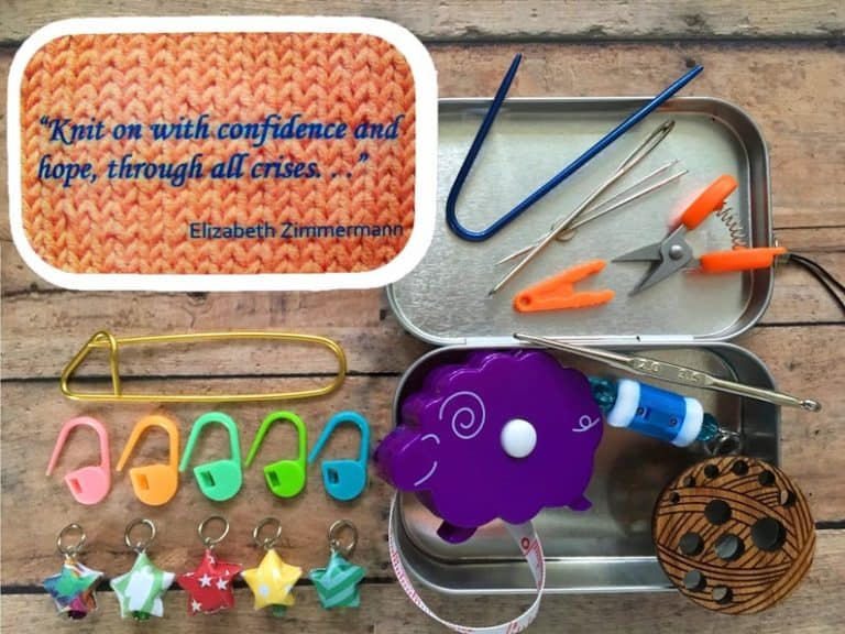 best gifts for quilters - knitters tool