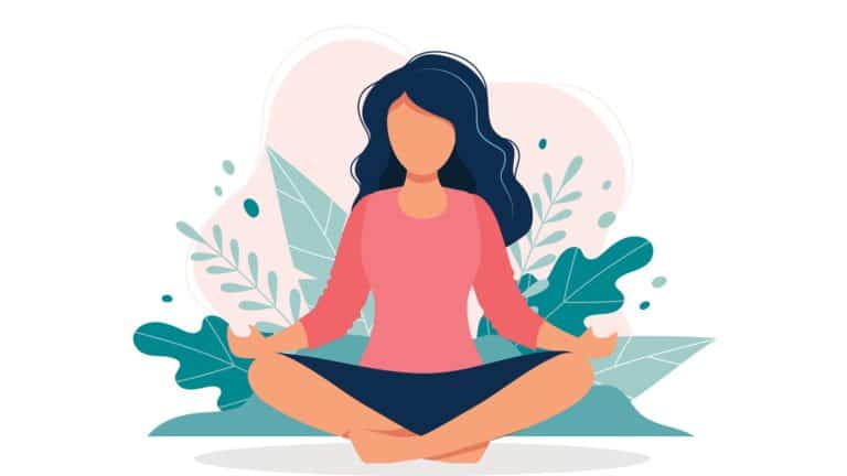 meditation subcription - gifts for sister