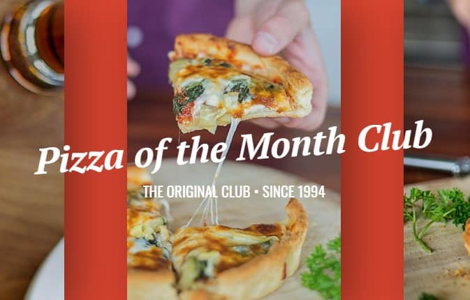 pizza month club