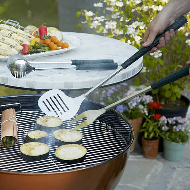 grilling gifts: golfers bbq grilling set