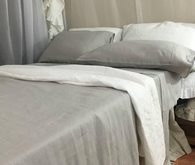 linen gift: linen bedding sheets