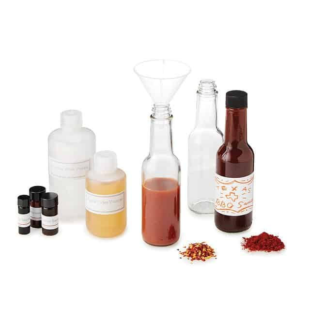 bbq gifts: make your own bbq sauce kit