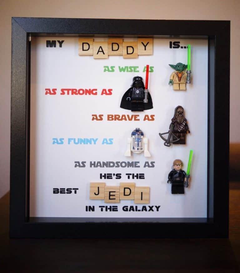 custom star wars frame