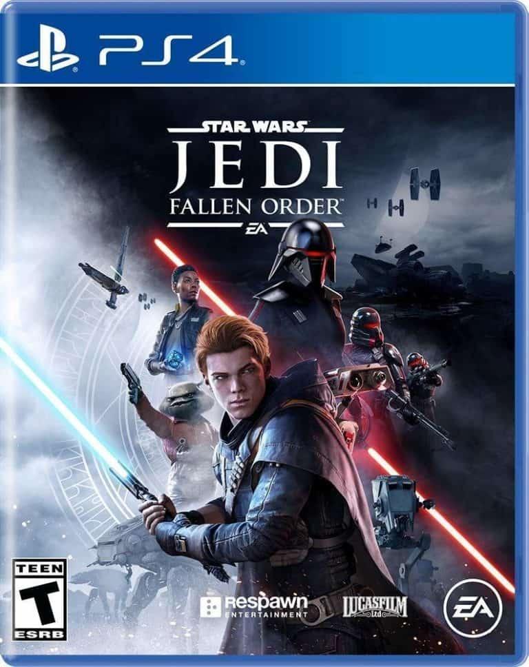 geek gifts - star wars jedi fallen order