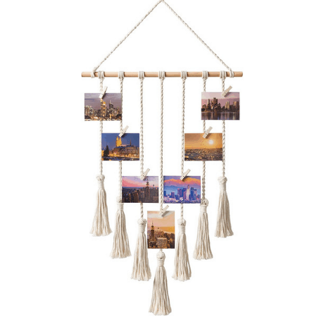 wall hanging pictures - gifts for sister