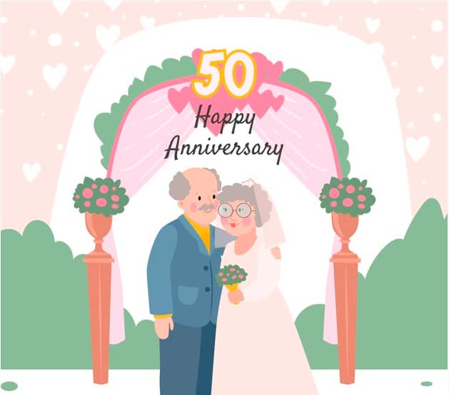50th Wedding Anniversary Gifts: 45 Golden Ideas To Honor A Lasting Love