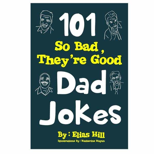 fathers day gift guide: Dad Jokes Book
