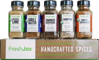 Smoked Spices Gift Set For Dad