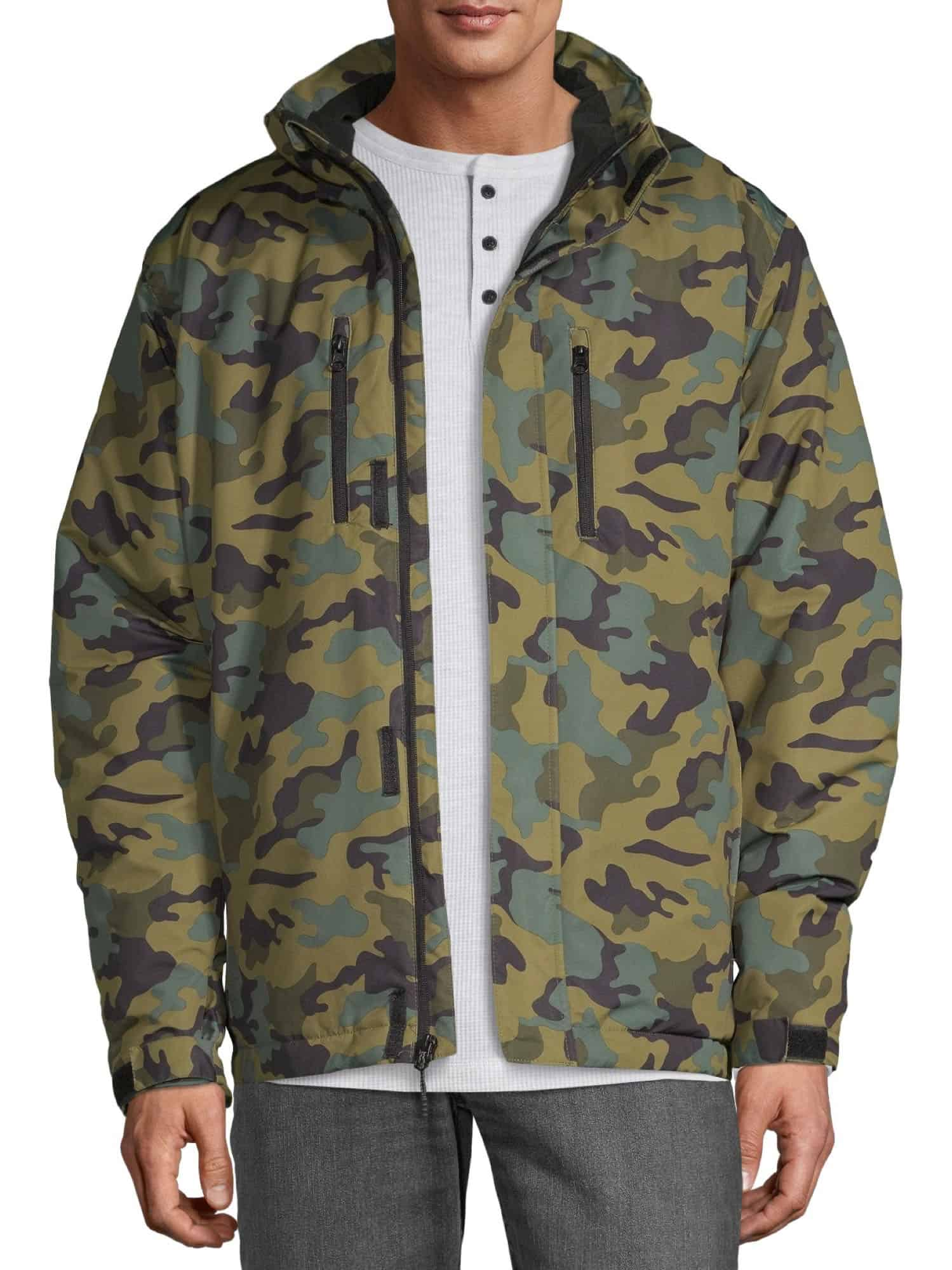 Iceburg Men's Jacket is a great gift for teenager boys
