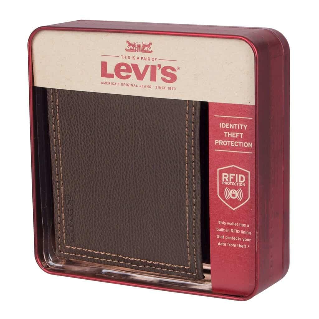 Levi's Slimfold Wallet
