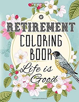 Retirement Coloring Book