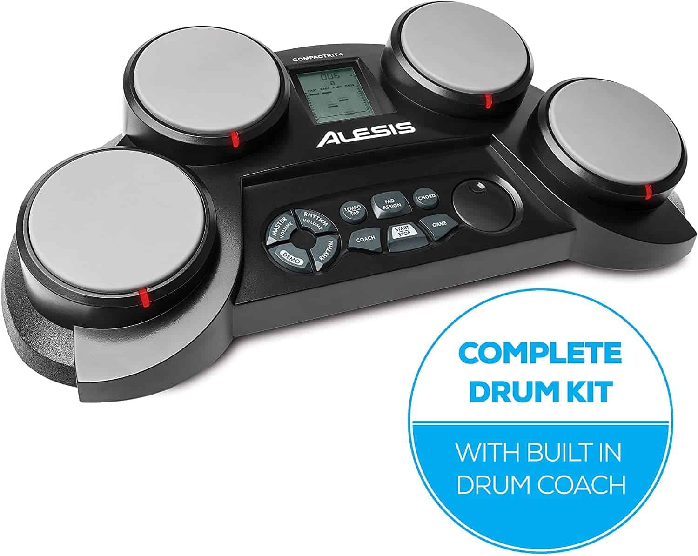Tabletop Electronic Drum Kit