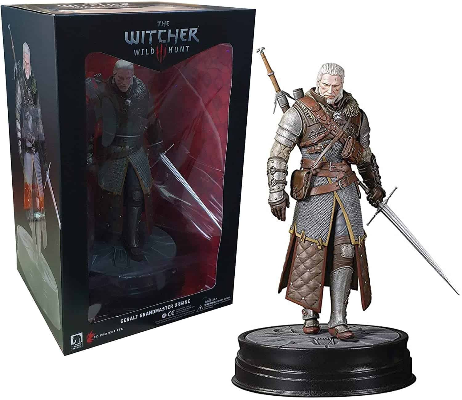 The Witch Wild Hunt Figure