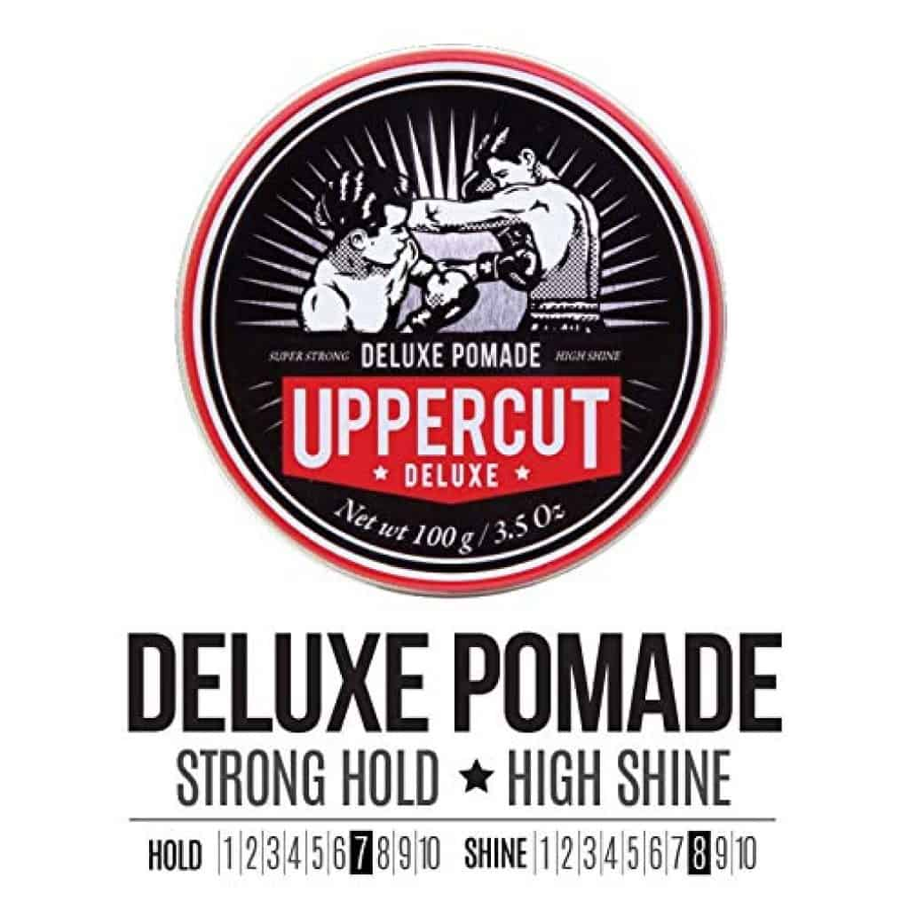 Uppercut Deluxe Hair Pomade - gifts for teen boys
