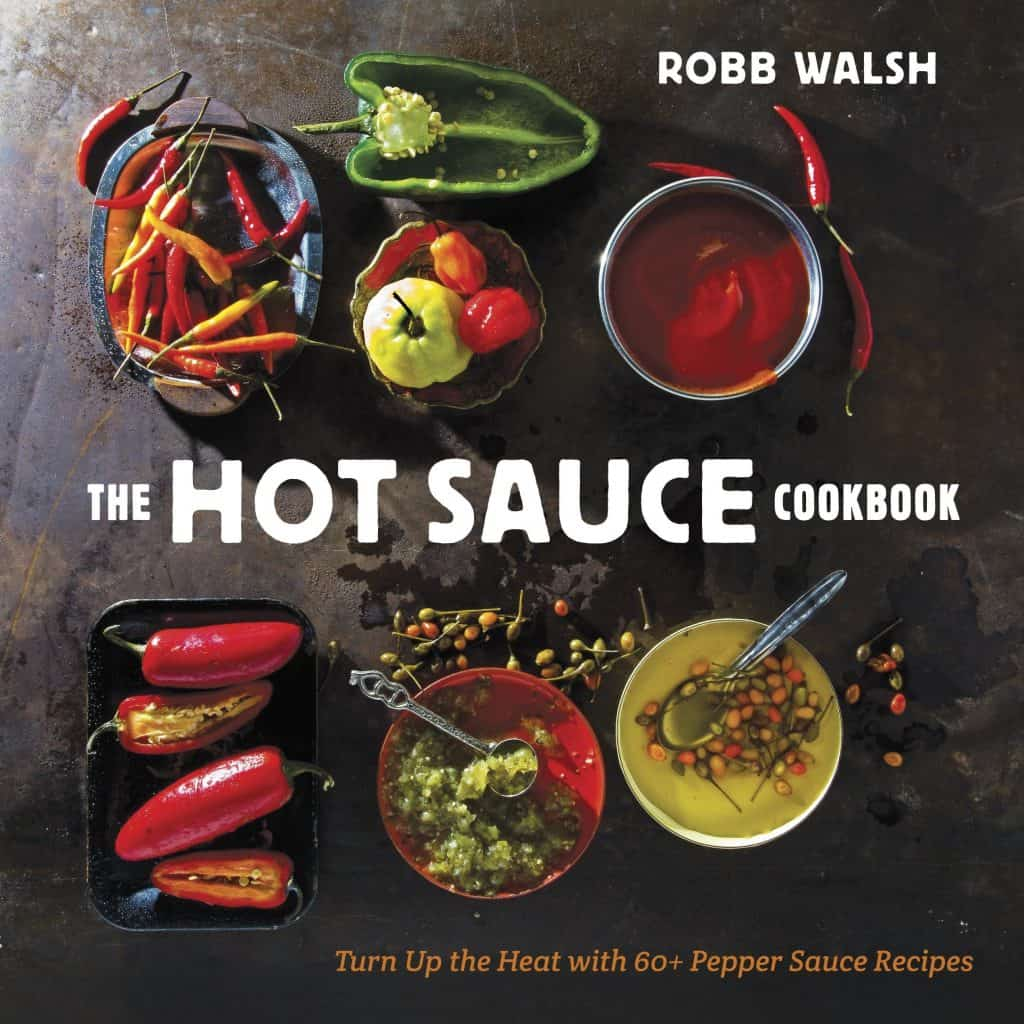 gifts for hot sauce lovers: hot sauce cookbook