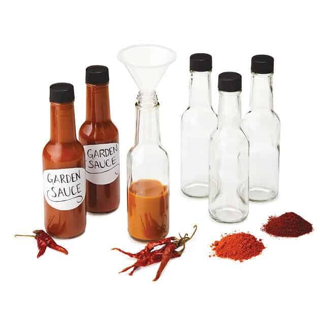 cool uncle gifts: make your own hot sauce kit