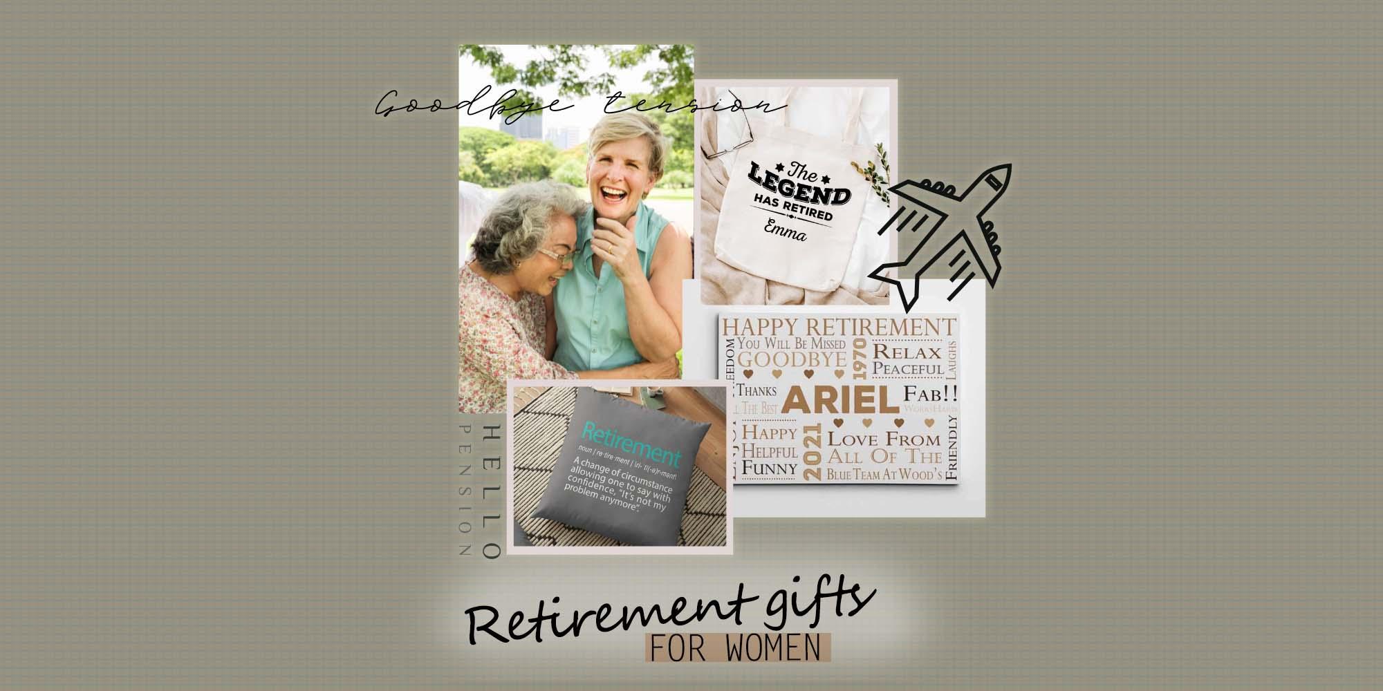 48+ Best Retirement Gifts For Women (June 2021)