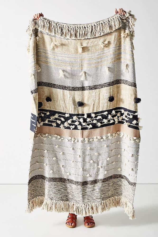 All Roads Yucca Throw Blanket For Women On Birthday