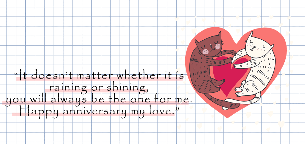 Anniversary Quotes for Boyfriends