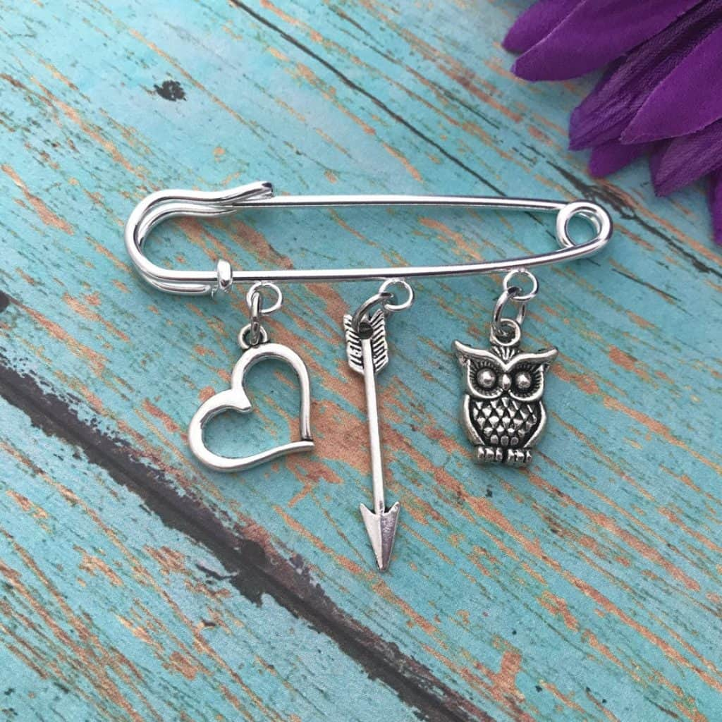 Brooch Pin - gifts for teen girls