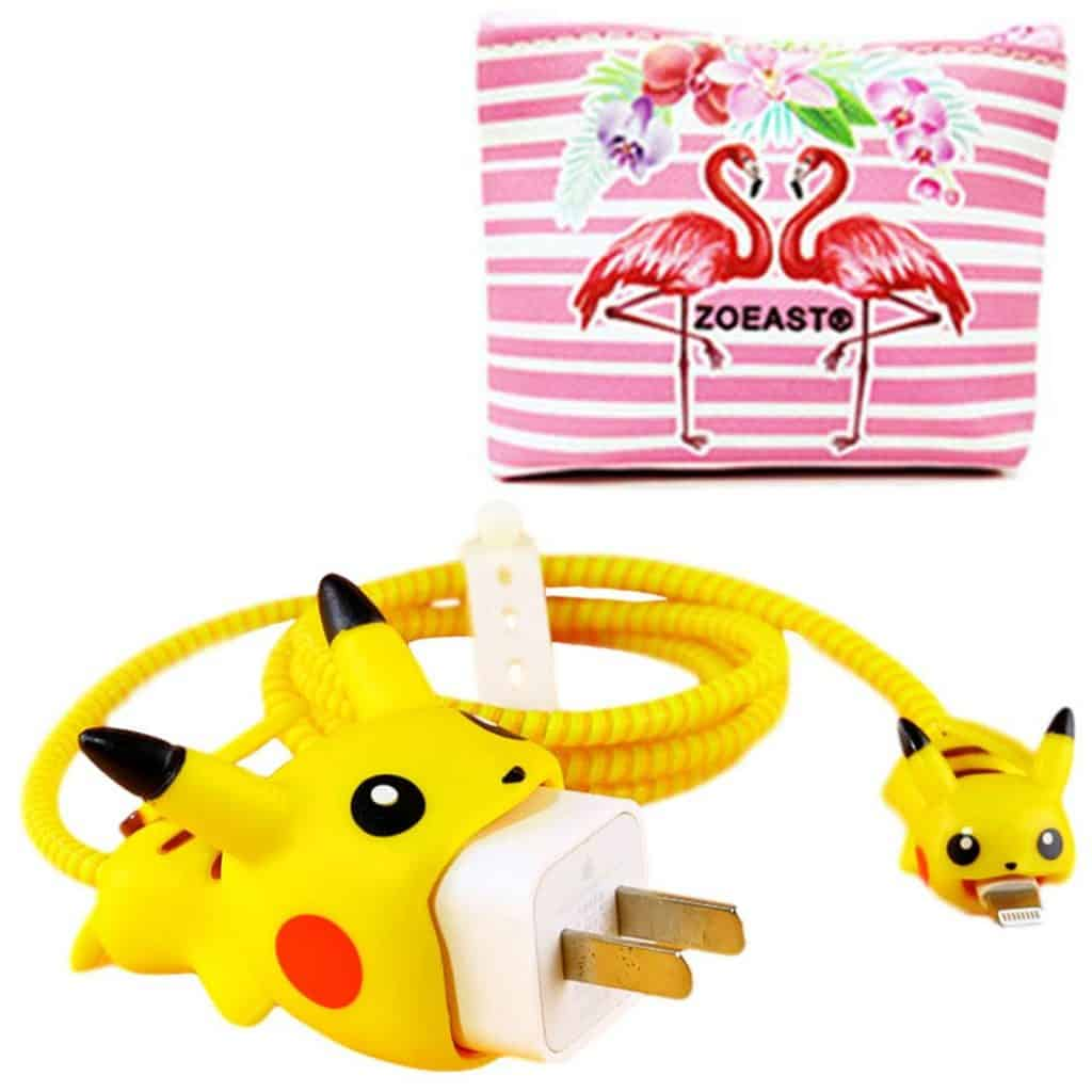 USB Charger Saver in Pikachu shape - gifts for teen girls
