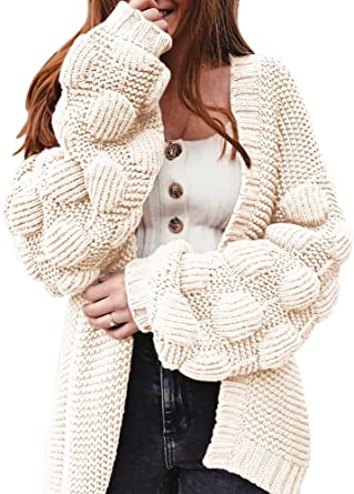 Oversized Cardigan - gifts for teen girls