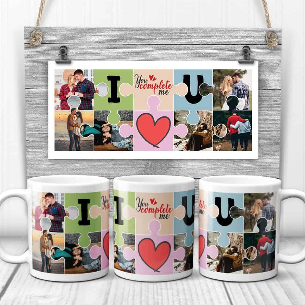 Photo Collage Mug - gifts for teen girls