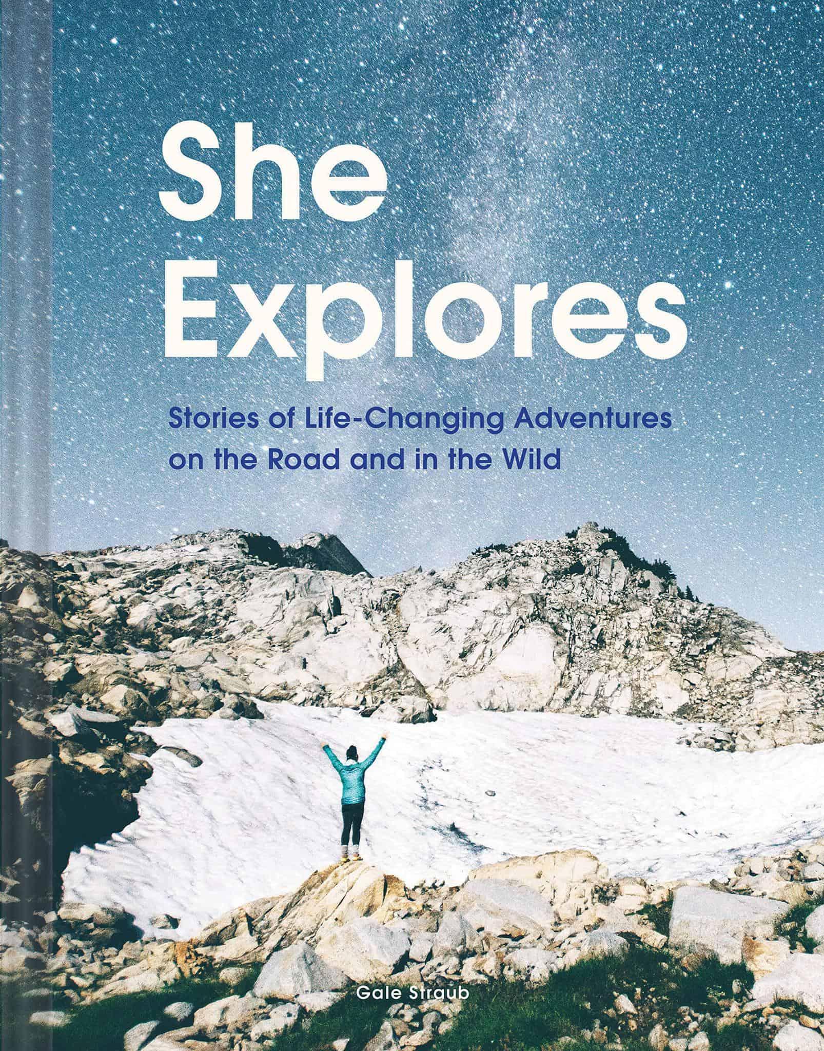 She Explores book