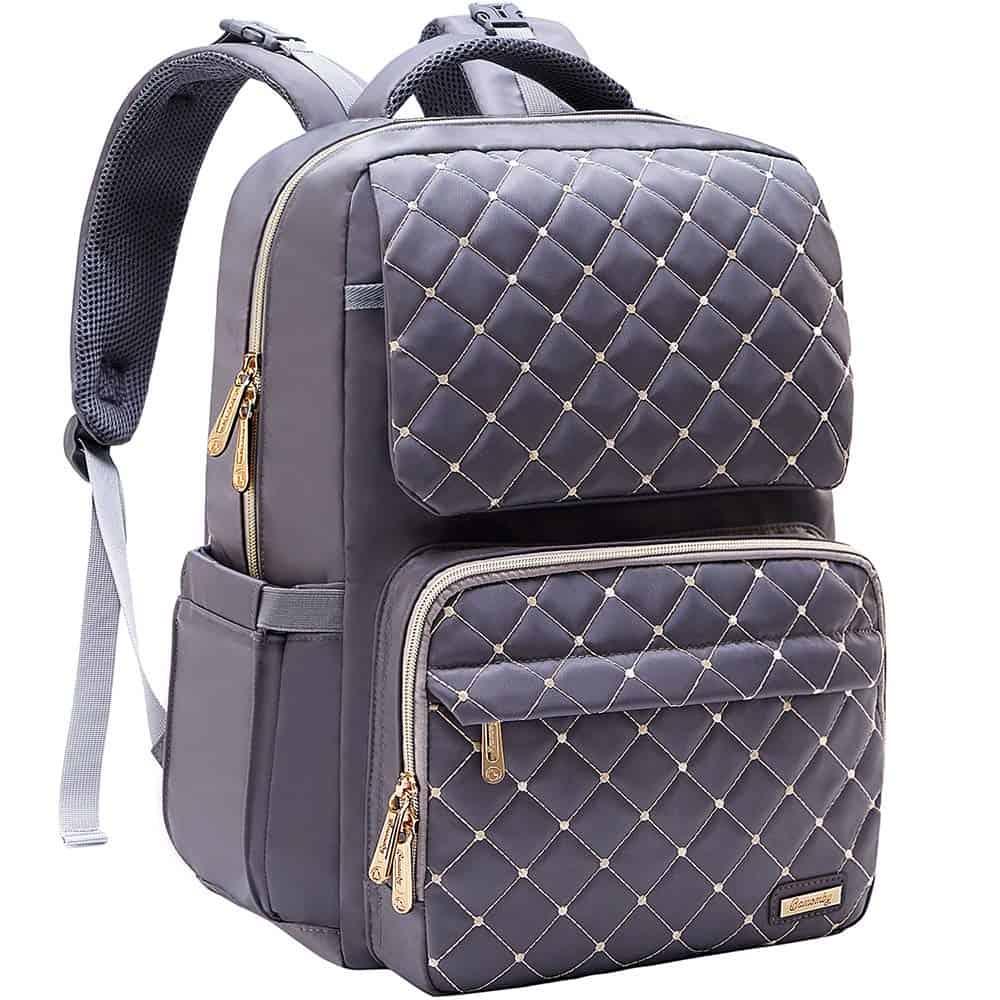 useful baby shower gift for mom: diaper bag backpack