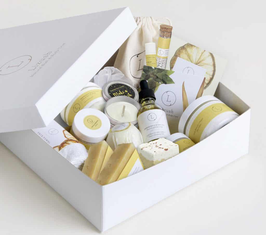 baby shower gift for mom: new mom gift set