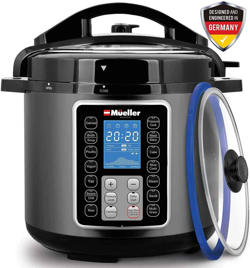 baby shower gifts for mom not baby: ultrapot pressure cooker