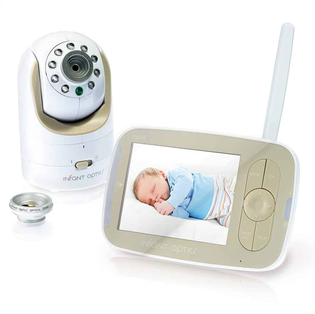 best baby shower gifts for mom: video baby monitor