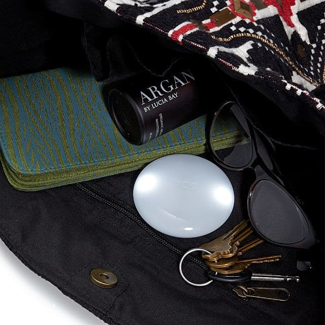 christmas gift for best friend: Automatic Handbag Illuminator