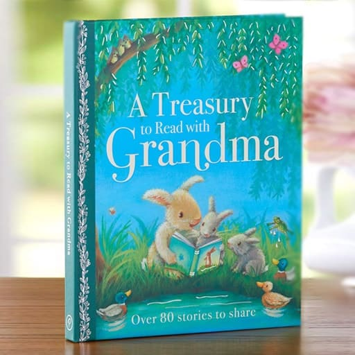 A Treasury to Read With Grandma Book