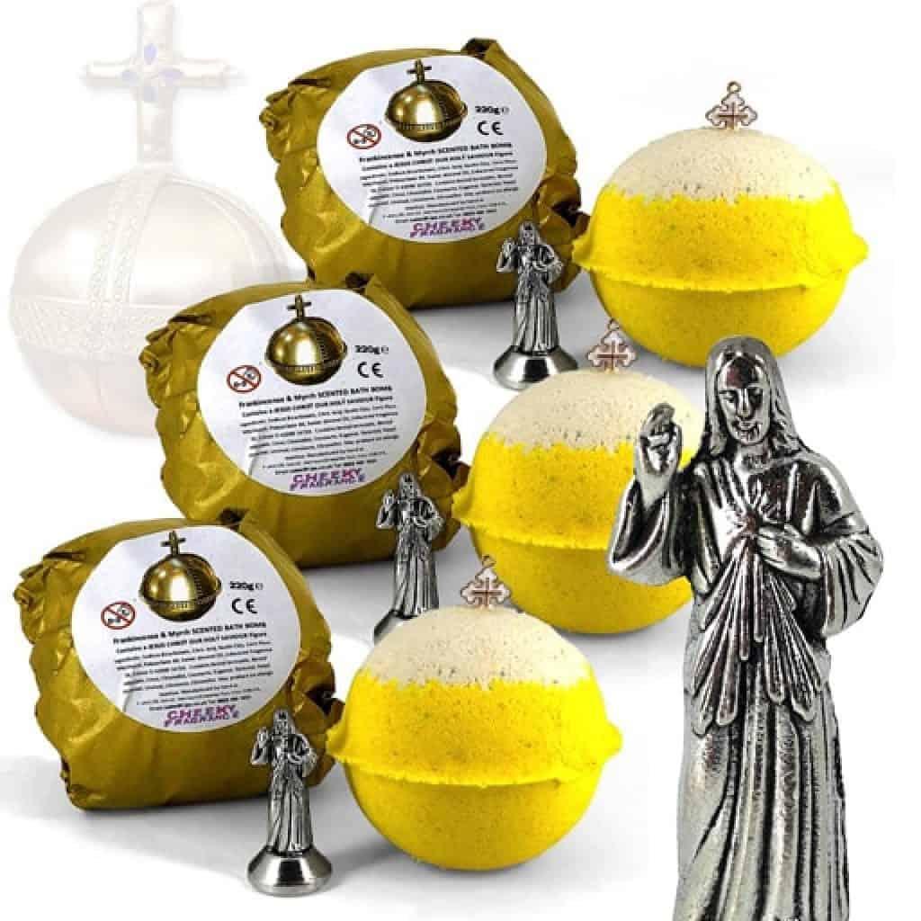 bath bomb - Christian gifts for women