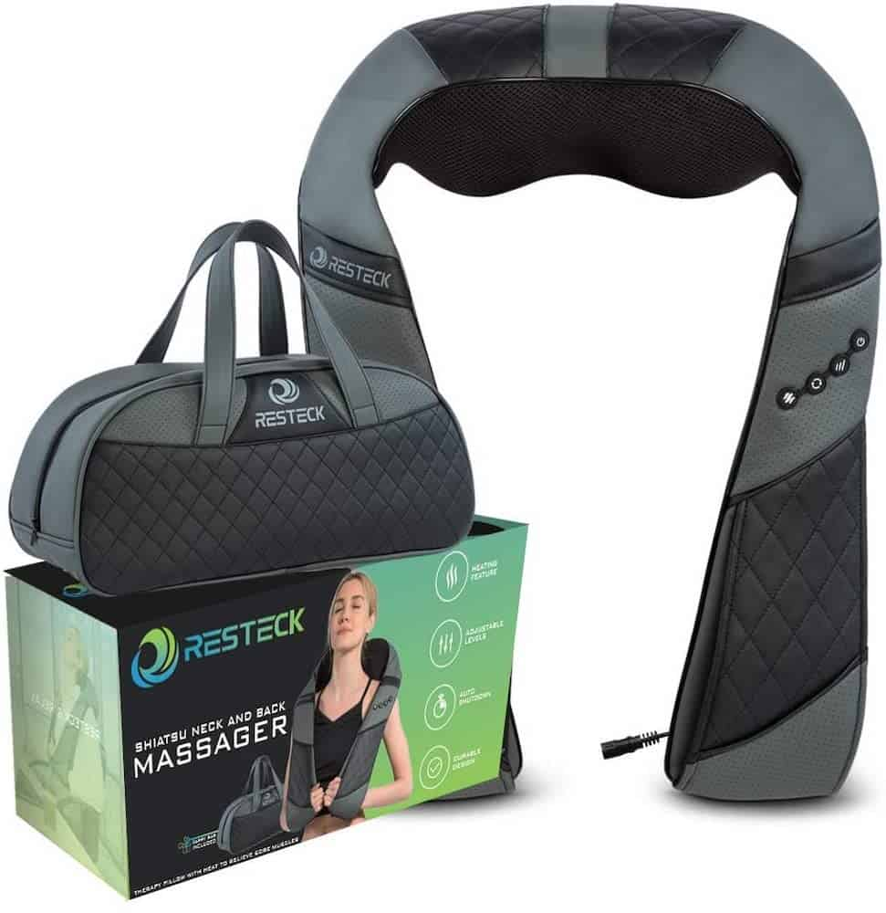 Massagers for Neck and Back with Heat