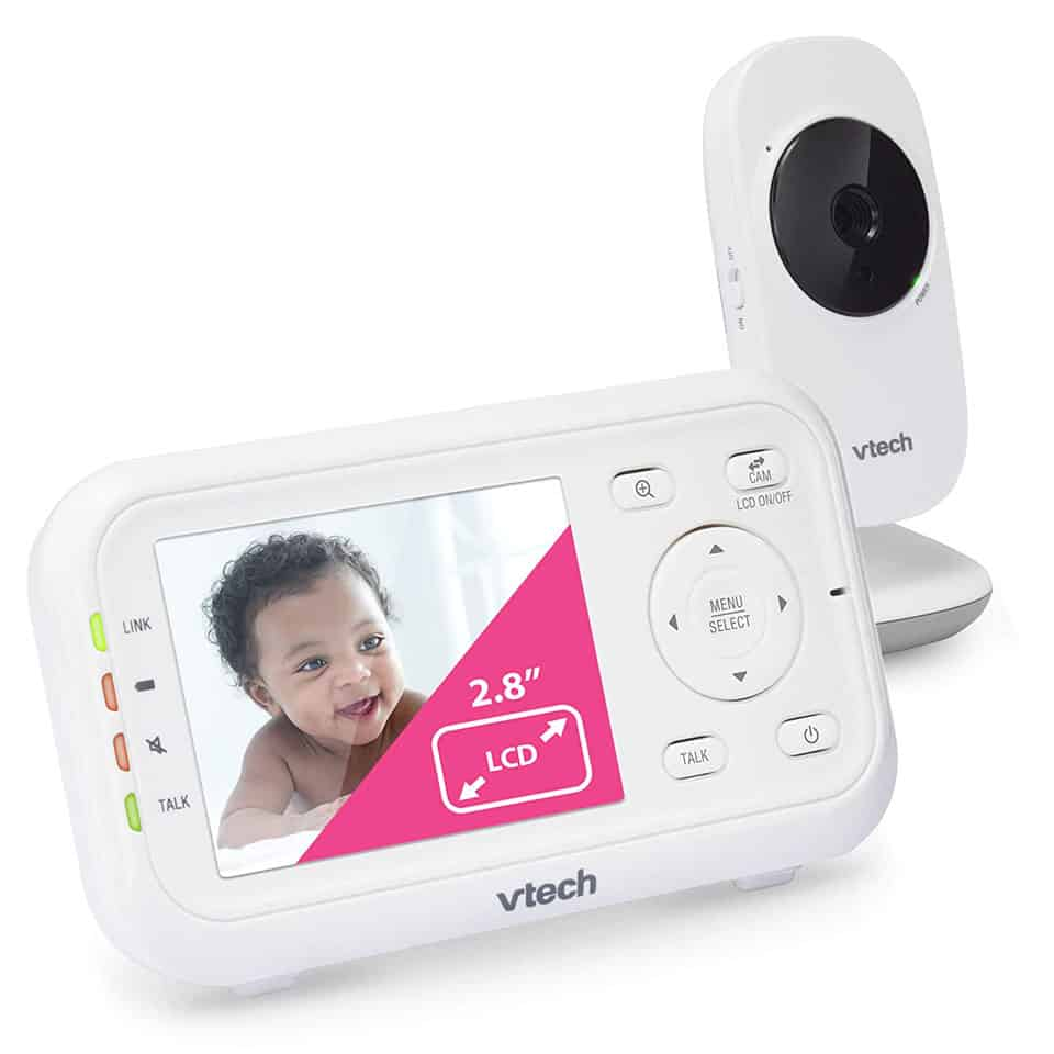new dad gifts - video baby monitor