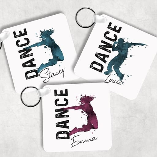 Bag Tag - Gifts for Dancers