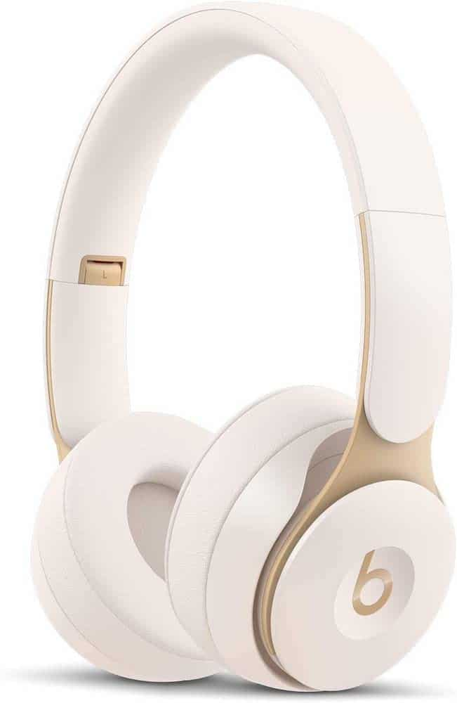 a rose gold headphones for women