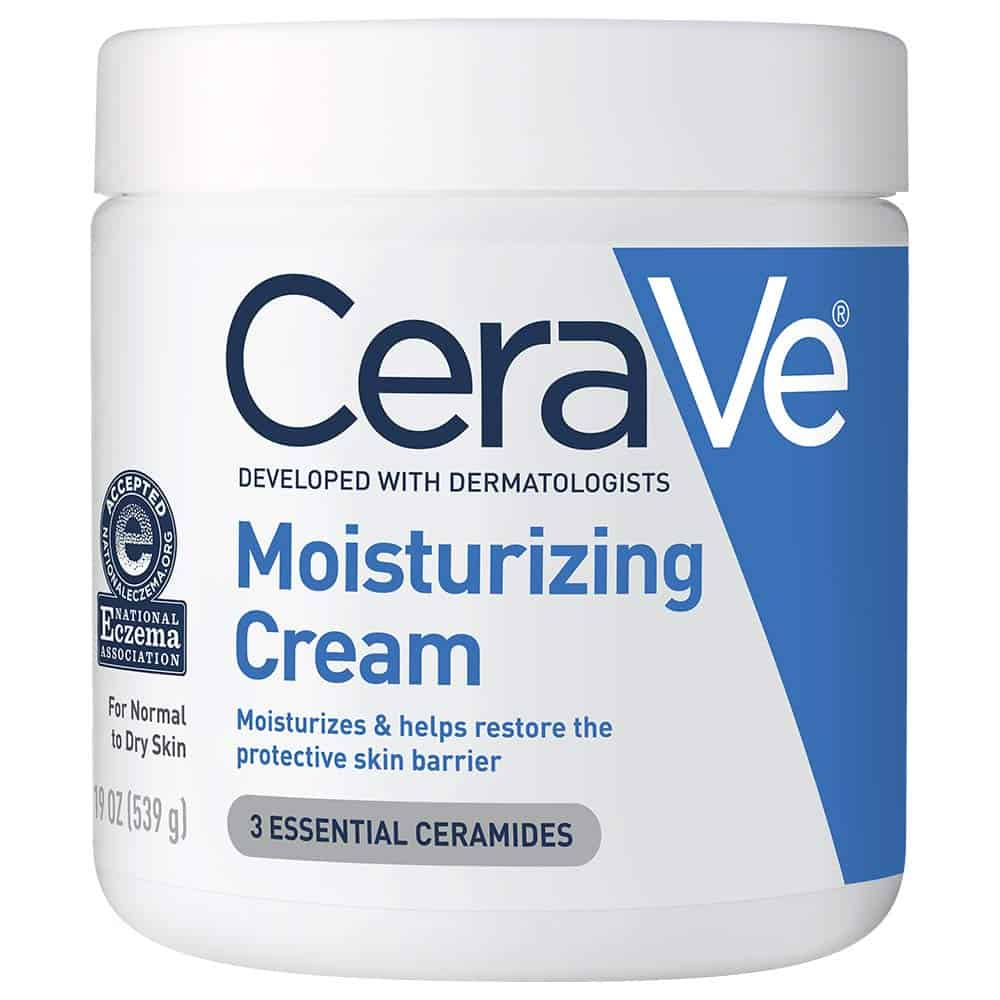 nice gifts for mom: CeraVe Moisturizing Cream