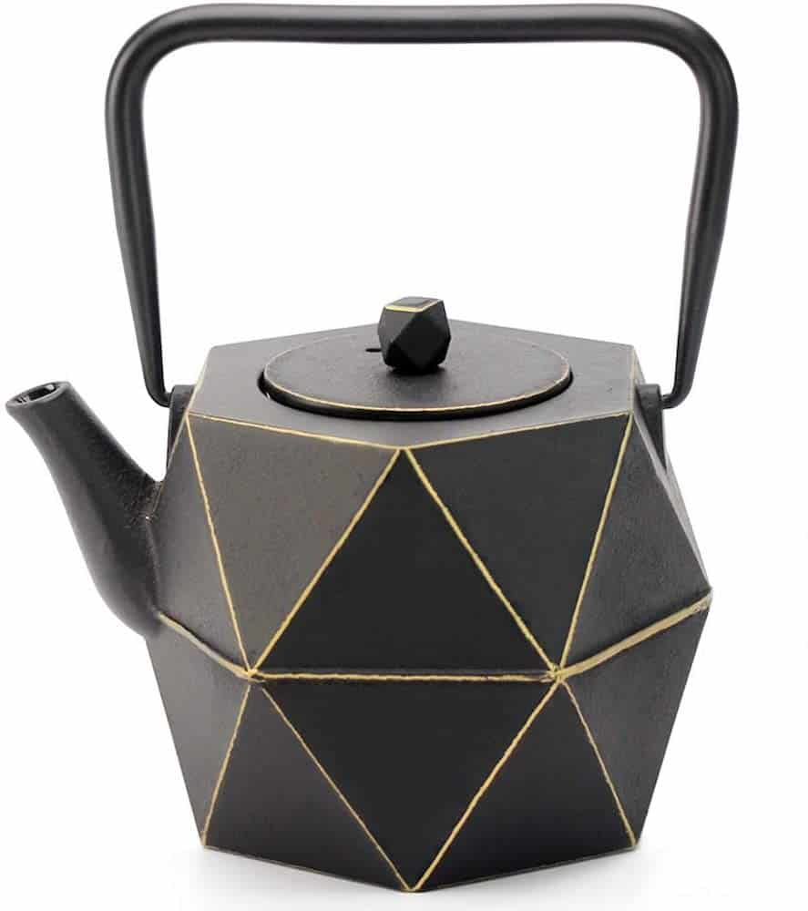 diamond teapot - christmas gifts for mother-in-law
