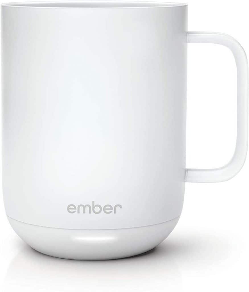 cool christmas gift ideas: Temperature Control Smart Mug