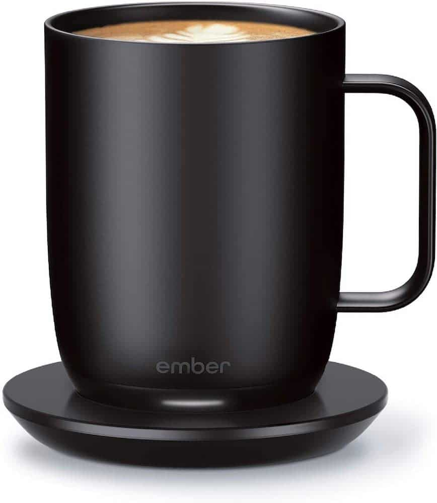 ember temperature control smart mug - Christmas Gifts for Mother-In-Law