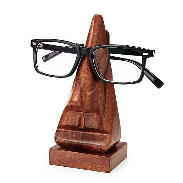 cheap stocking stuffer for men: eyeglasses holder
