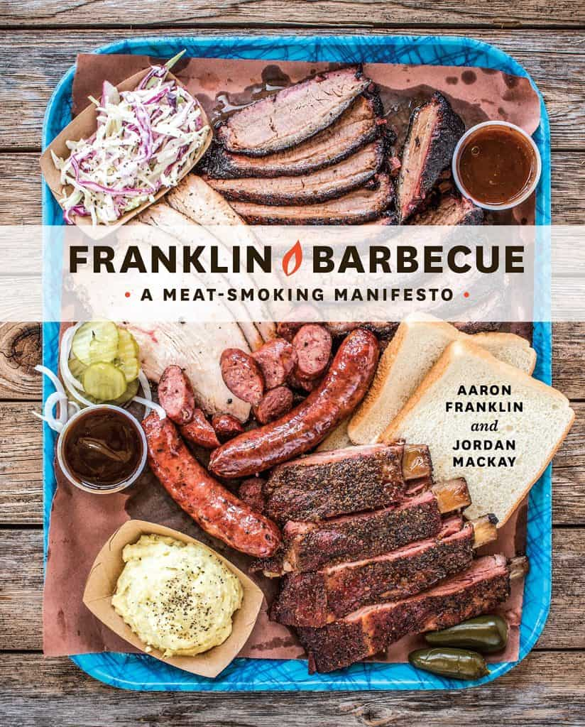 gift for bbq lovers: franklin barbecue cookbook