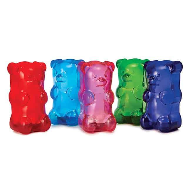 unique funny gift ideas: gummy bear light