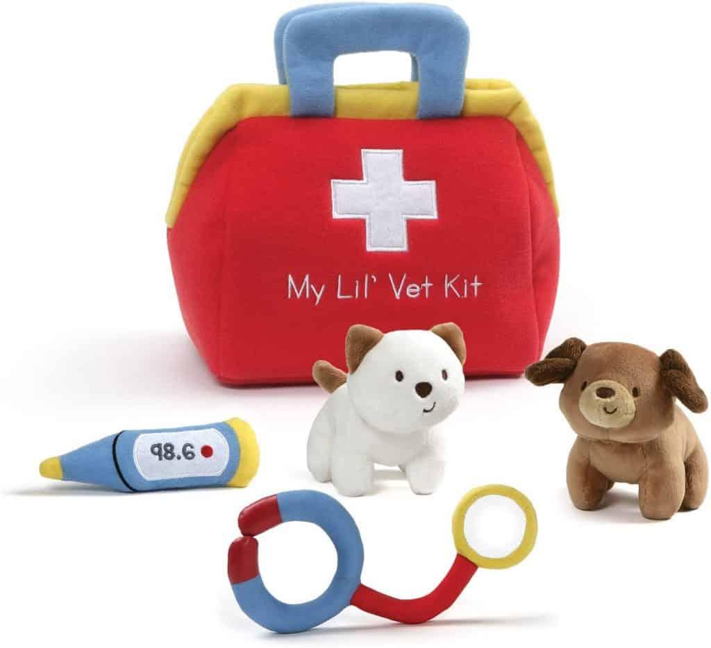stocking stuffer ideas for kids: my lil' vet kit playset