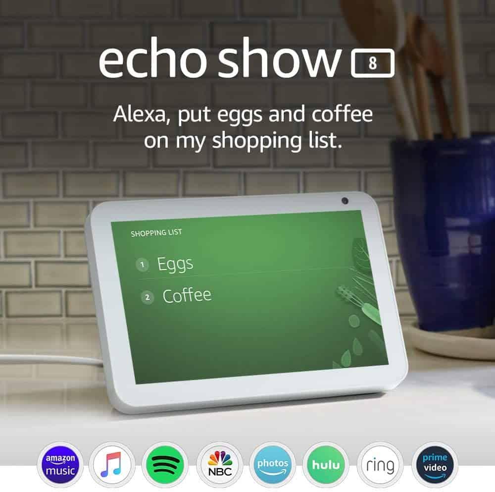 smart display - a tech gift for women
